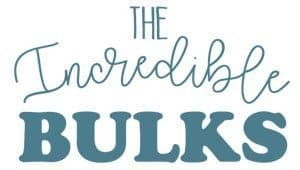 The Incredible Bulks logo