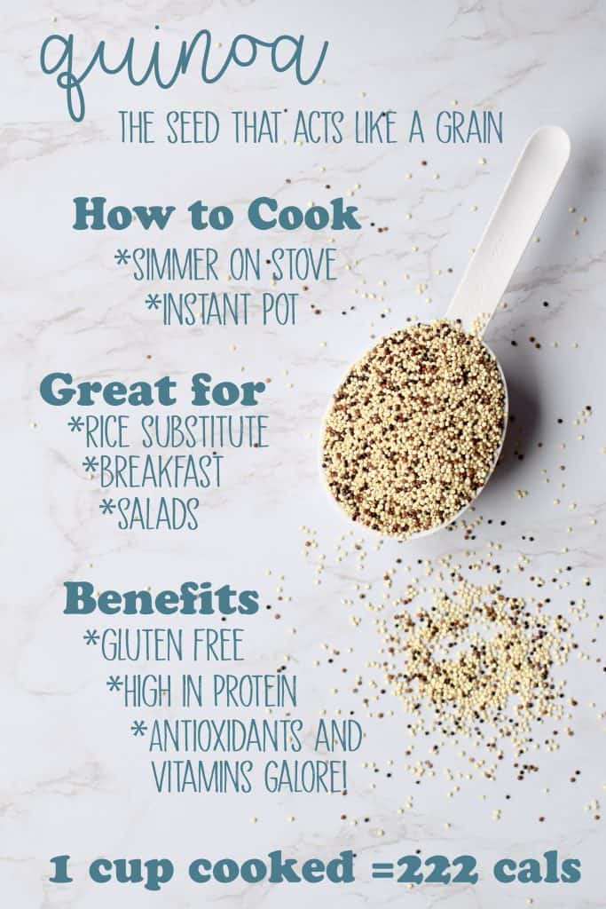 A quick guide to everything you need to know about quinoa.  theincrediblebulks.com
