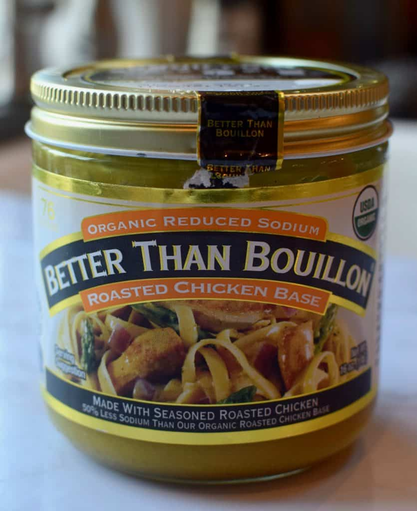 """a photo of a jar of """"Better than Bouillon."""" theincrediblebulks.com"""
